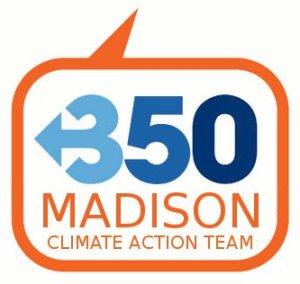 350Madison logo